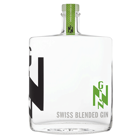 Nginious Swiss Blended Gin 45° 50 Cl - Ginsonline - Gin