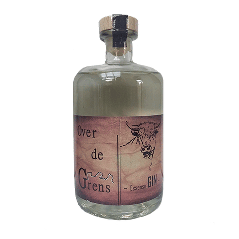 Over de Grens Gin 38° 70cl - Ginsonline - Gin