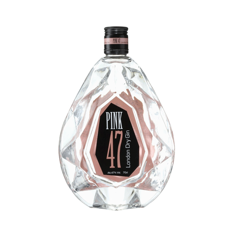 Pink 47 Gin 47° 70Cl - Ginsonline - Gin