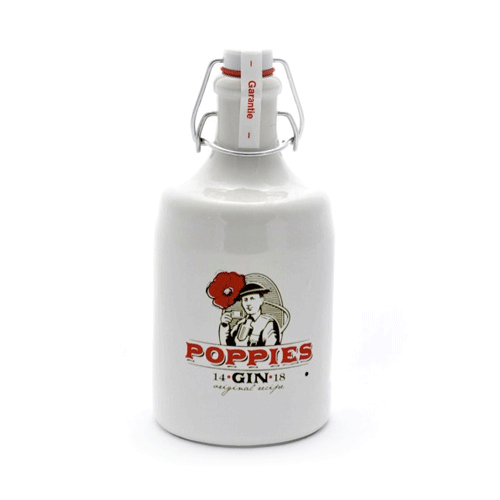 Poppies Gin 40° 50Cl
