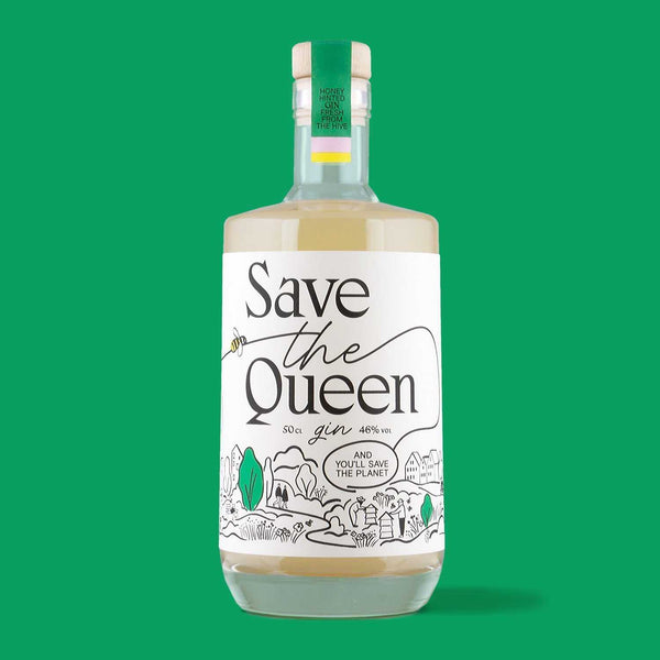 Save The Queen Gin 46° 50 Cl-Ginsonline