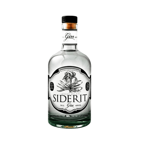 Siderit Classic Gin 43° 70 Cl - Ginsonline - Gin