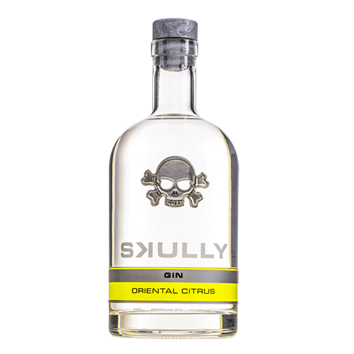 Skully Oriental Citrus Gin 41,8° 70 Cl - Ginsonline - Gin