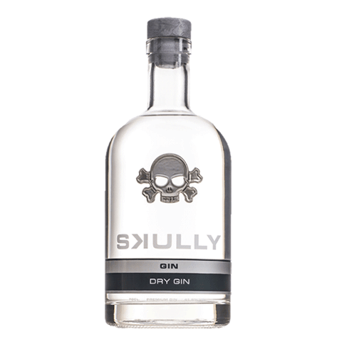 Skully Premium Dry Gin 41,8° 70 Cl - Ginsonline - Gin