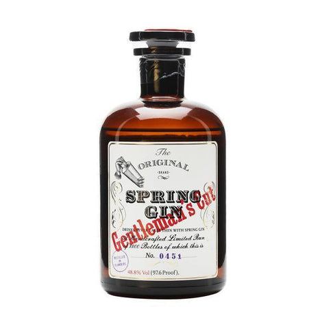 Spring Gin Gentlemans's Cut 48,8° 1.75L