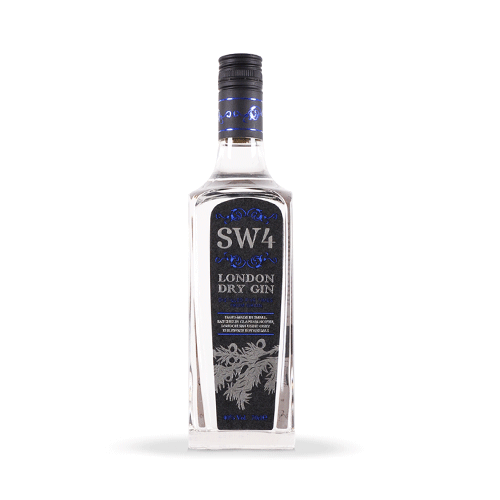 Sw4 London Dry Gin 40° 70Cl - Ginsonline - Gin