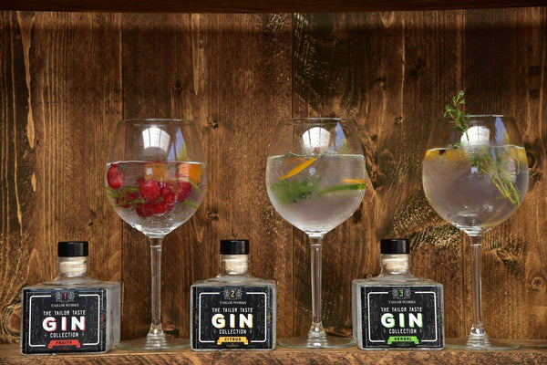 Tailor Taste Gin Collection