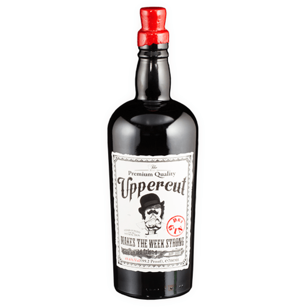 Uppercut Dry Gin 49.6° 70Cl - Ginsonline - Gin