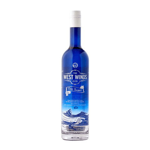 Westwinds Gin The Sabre 40° 70Cl - Ginsonline - Gin