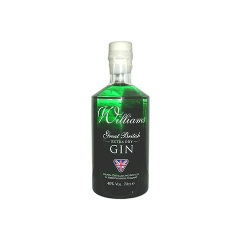 William Chase Extra Dry Gin 40° 70Cl - Ginsonline - Gin