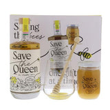Save The Queen Rum Giftpack 40° 0.5L