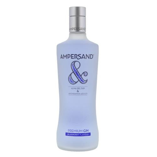Ampersand Gin Blueberry 37.5° 0.7L