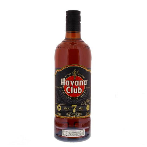 Havana Club Brown 7 Years 40° 0.7L