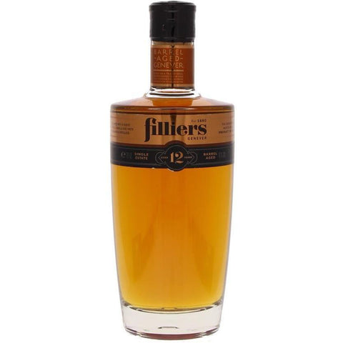 Filliers Barrel Aged 12 Years 42° 0.7L