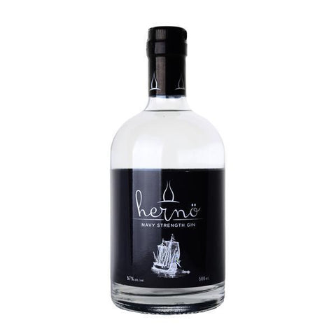 Hernö Gin Navy Strength 57° 50Cl