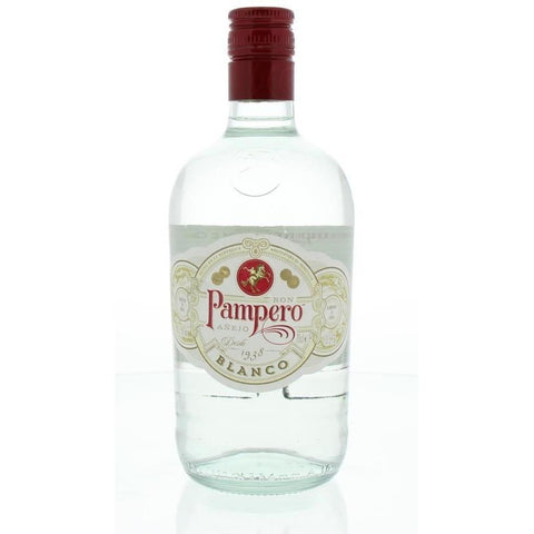 Pampero Light dry Blanco 37.5° 0.7L