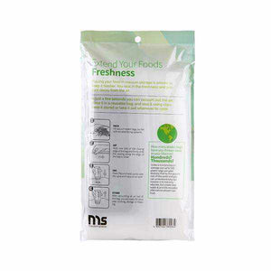 Masterspace Sous vide Food Vacuum bag (20 pcs)