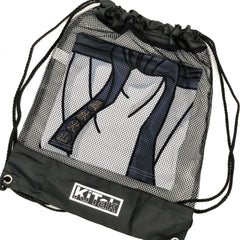 Ryu Workout Compression Tank Tops Drawstring Bag