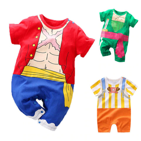 anime cosplay baby romper
