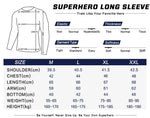 Spider-Man Cosplay Training Compression Long Sleeves for Men Fitness 5