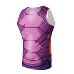 Kame Sennin Cosplay Training Compression Tank Tops for Men Fitness