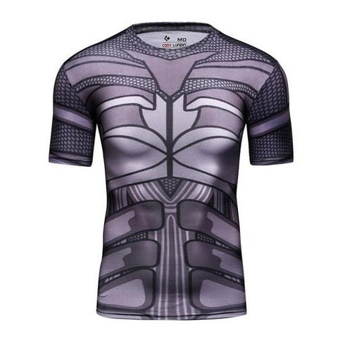 Batman Workout Compression T Shirts for Men 7