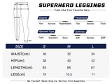 Wonder Woman Cosplay Training Compression Leggings for Women Fitness 1