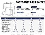 Superman Workout Compression Long Sleeves for Men 01