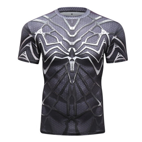 Venom Workout Compression T Shirts for Men 2