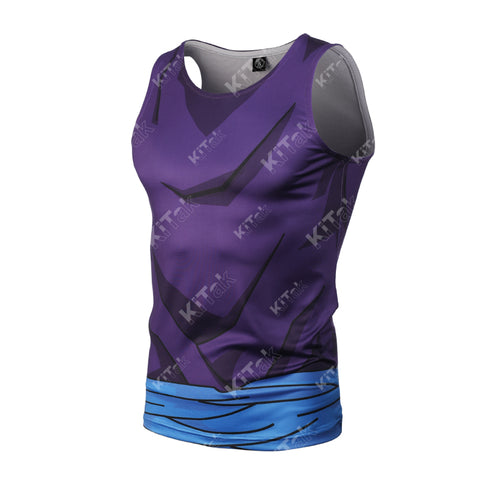 Piccolo Tank Workout Compression Tank Tops for Men