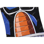 Black Ginyu Force Workout Compression Tank Tops for Men