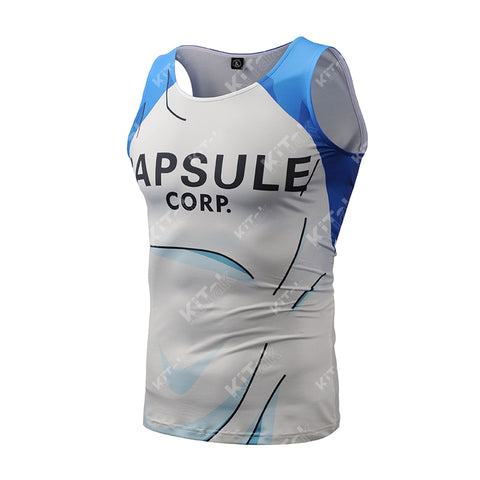 Capsule Teen Trunks Workout Compression Tank Tops for Men