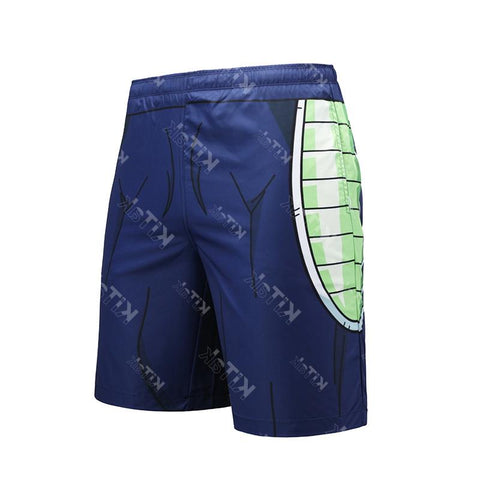 Bardock Workout Basketball Shorts for Men