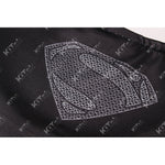 Black Superman Workout Compression Tank Tops (2013: MAN OF STEEL)