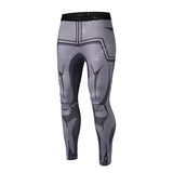 Vegeta RF Cosplay Training Compression Leggings for Men Fitness