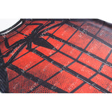 Spider-Man Cosplay Training Compression Long Sleeves for Men Fitness(Black-Red)