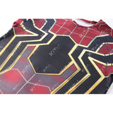 Spider-Man Workout Compression T Shirts (2018 Avengers: Infinity War)