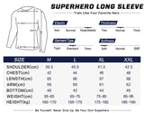Batman Cosplay Training Compression Long Sleeves for Men Fitness 5 - Cosplay Fitness | KiTak