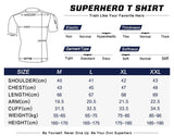 Batman Cosplay Training Compression T-Shirts for Men Fitness 9 - Cosplay Fitness | KiTak