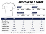 Spider-Man Cosplay Training Compression T-Shirts for Men Fitness(Iron Spider DLC Suit)