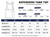 Batman Cosplay Training Compression Tank Tops for Men Fitness(2005: Batman Begins) - Cosplay Fitness | KiTak