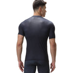 The Punisher Cosplay Training Compression Long Sleeves for Men Fitness 1