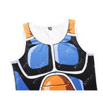 Raditz Workout Compression Tank Tops for men