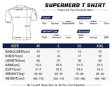 Anti-Man Cosplay Training Compression T-Shirts for Men Fitness 1 - Cosplay Fitness | KiTak