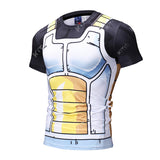 ONYX Vegeta Cell Workout Compression T Shirts