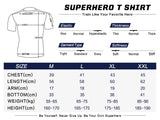Captain America Fashion Cosplay Training Compression T-Shirts for Women Fitness