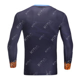 Brook Workout Compression Long Sleeves for Men