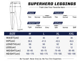 Spider-Man Cosplay Training Compression Leggings for Men Fitness 3