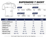 Captain Marvel Cosplay Training Compression T-Shirts for Men Fitness 02