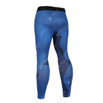 Vegeta Workout Compression Leggings